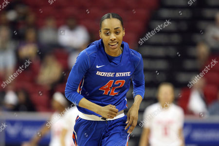 Editorial image of MWC Boise St Fresno St Basketball, Las Vegas, USA - 04 Mar 2020