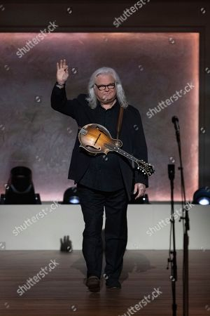 Stock Photo of Ricky Skaggs performs on stage during the 2020 Gershwin Prize Honoree's Tribute Concert at the DAR Constitution Hall, in Washington