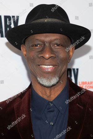 Performer Keb' Mo' attends the 2020 Gershwin Prize Honoree's Tribute Concert at the DAR Constitution Hall, in Washington