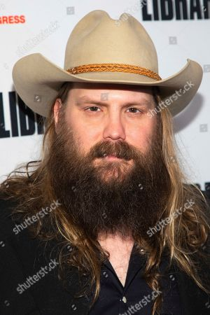Performer Chris Stapleton attends the 2020 Gershwin Prize Honoree's Tribute Concert at the DAR Constitution Hall, in Washington