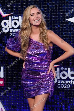 Stock Picture of Nadine Coyle