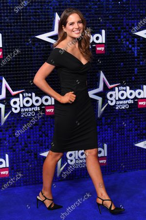 Editorial picture of The Global Awards, London, UK - 05 Mar 2020