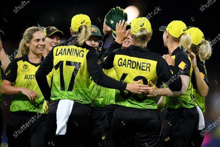 Editorial photo of Women's T20 World Cup in Sydney, Australia - 05 Mar 2020