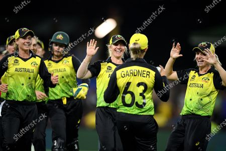 Editorial image of Women's T20 World Cup in Sydney, Australia - 05 Mar 2020