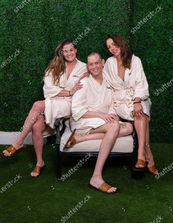 Stock Photo of Brittany Cartwright, Jared Lipscomb and Kristen Doute