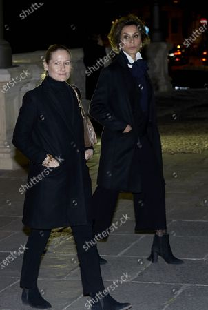 Fiona Ferrer and Nati Abascal