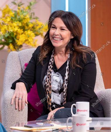 Editorial photo of 'Lorraine' TV show, London, UK - 05 Mar 2020