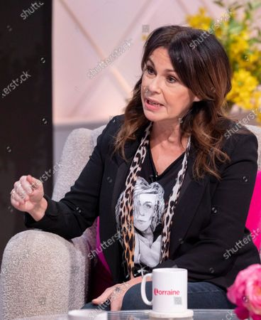 Editorial picture of 'Lorraine' TV show, London, UK - 05 Mar 2020