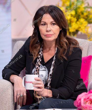 Editorial image of 'Lorraine' TV show, London, UK - 05 Mar 2020
