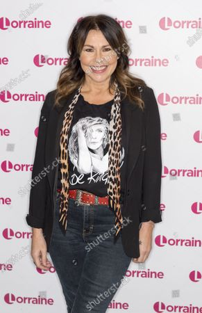 Stock Picture of Julie Graham