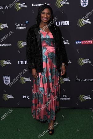 Stock Picture of Denise Lewis