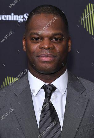 Stock Photo of Marlon Harewood