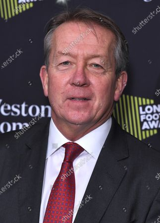 Stock Photo of Alan Curbishley