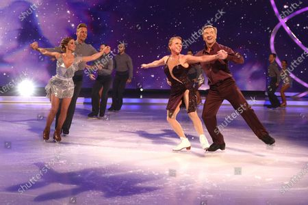 One Day Like This - Alex Murphy, Matt Evers, Jayne Torvill, Christopher Dean and professional skaters