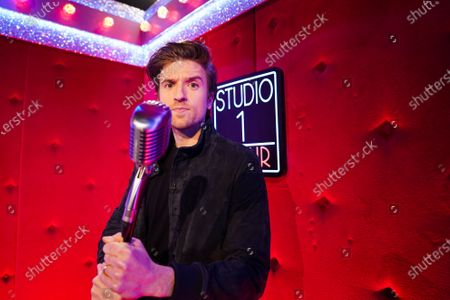Stock Picture of Greg James