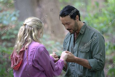 Jack Huston as Eric Rudolph