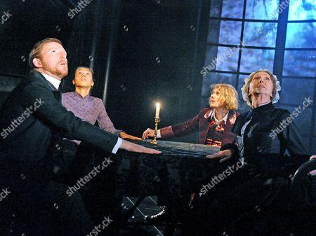 Tom Goodman-Hill (Stokes) Vinette Robinson (Florence) Julian Rhind-Tutt (Beauregard) Pamela Miles (Mrs Hinchcliffe)