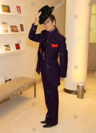 Editorial picture of Terrence Higgins Trust Gala Auction, Christies, London, UK - 03 Mar 2020