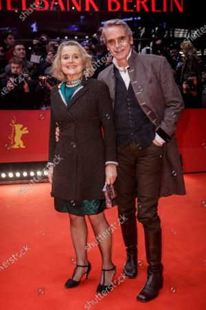 Sinead Cusack, Jeremy Irons