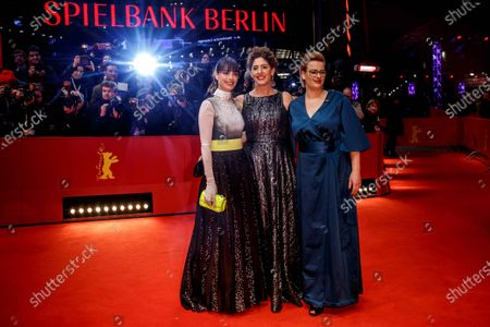 Berenice Bejo, Annemarie Jacir, Bettina Brokemper