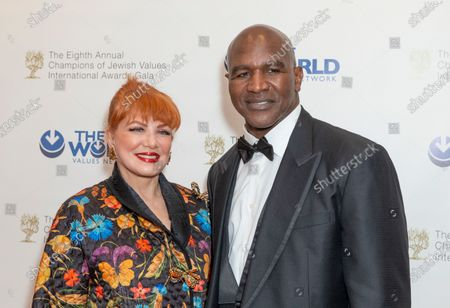 Editorial image of 8th Annual Champions of Jewish Values Gala, New York, USA - 03 Mar 2020
