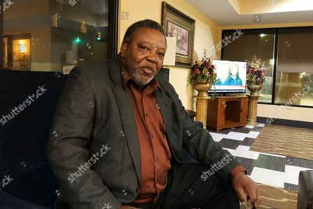 """Fairest Cureton speaks about his cousin, Jimmie Lee Jackson, during an interview in Selma, Ala. """"Jimmie had been the man of the house after his father died, Cureton said. His aunt """"was never right again after Jimmie was killed"""