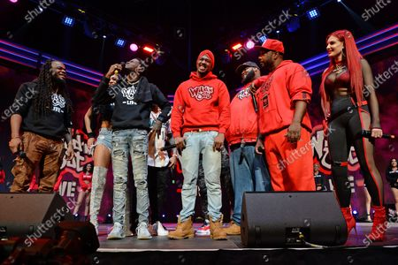 Editorial image of 'Wild 'n Out' live at The BB&T Center, Sunrise, USA - 04 Mar 2020