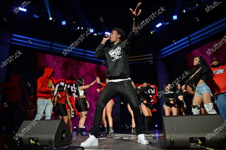 Editorial picture of 'Wild 'n Out' live at The BB&T Center, Sunrise, USA - 04 Mar 2020