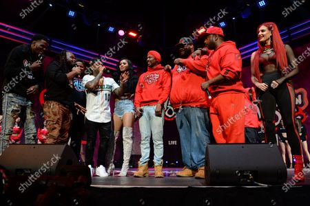 Editorial photo of 'Wild 'n Out' live at The BB&T Center, Sunrise, USA - 04 Mar 2020