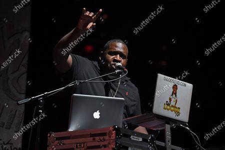 Stock Photo of DJ Nasty