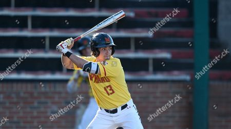 Editorial picture of Delaware Maryland Baseball, College Park, USA - 04 Mar 2020