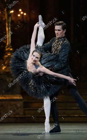 Editorial picture of 'Swan Lake' performed by the Royal Ballet at the Royal Opera House, London, UK - 04 Mar 2020