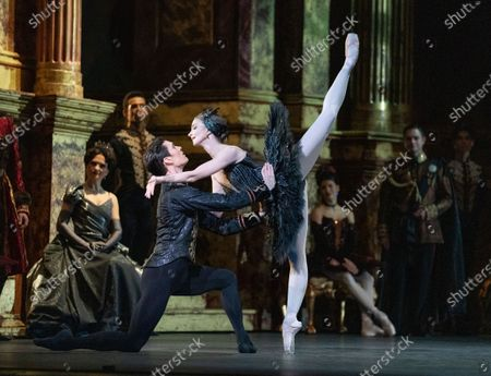 Editorial image of 'Swan Lake' performed by the Royal Ballet at the Royal Opera House, London, UK - 04 Mar 2020