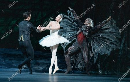 Editorial photo of 'Swan Lake' Ballet performed by the Royal Ballet at the Royal Opera House, London, UK - 04 Mar 2020