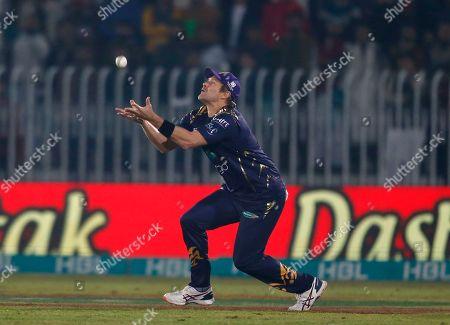 Editorial photo of Super League Cricket, Rawalpindi, Pakistan - 05 Mar 2020