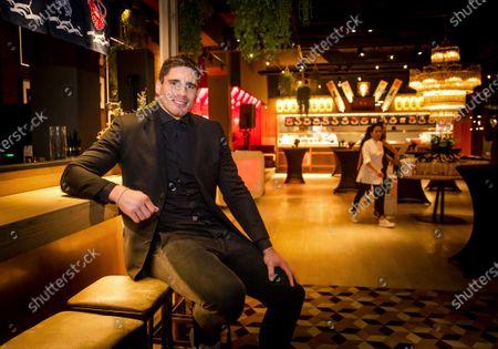 Editorial photo of Rico Verhoeven opens street food restaurant, Eindhoven, Netherlands - 05 Mar 2020