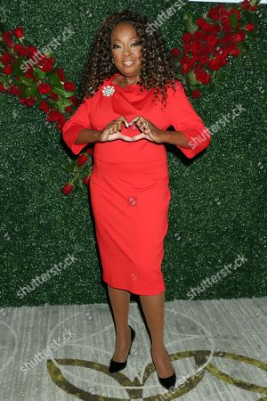 Editorial picture of 'Go Red For Women' event, Las Vegas, USA - 05 Mar 2020