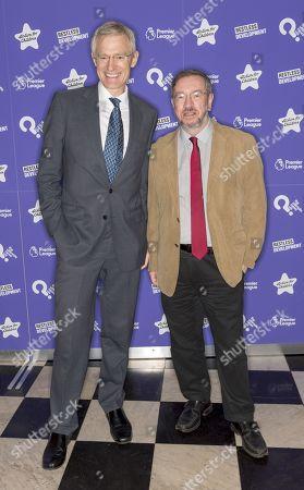 Jeremy Vine and Kevin Ashman (egghead)