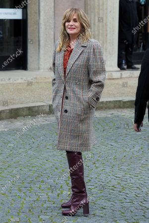 Stock Picture of Emmanuelle Seigner