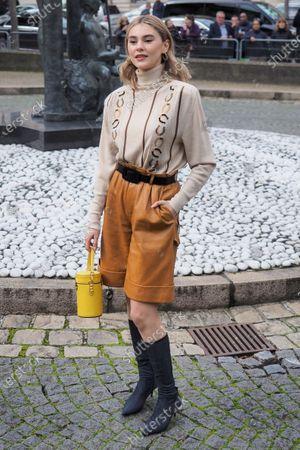 Stock Image of Stefanie Giesinger