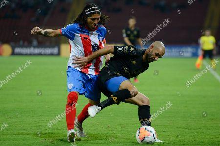 Editorial photo of Venzuela Argentina Soccer Copa Libertadores, Merida, Venezuela - 05 Mar 2020