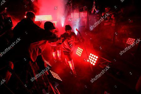 Editorial image of Bruins Panthers Hockey, Sunrise, USA - 05 Mar 2020