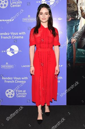Stock Picture of Aisling Franciosi