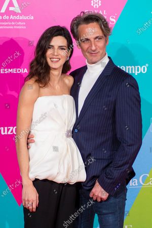 Clara Lago and Ernesto Alterio