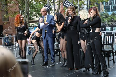 Editorial image of 'Sunrise' TV show, Sydney, Australia - 06 Mar 2020