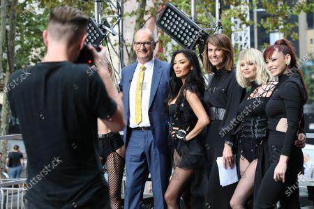 Editorial photo of 'Sunrise' TV show, Sydney, Australia - 06 Mar 2020
