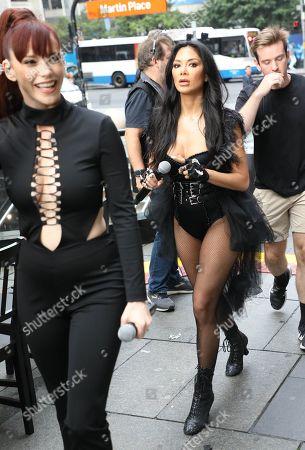 The Pussycat Dolls - Nicole Scherzinger