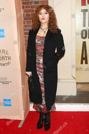 "Bernadette Peters attends the Broadway opening night of ""Girl From The North Country"" at the Belasco Theatre, In New York"