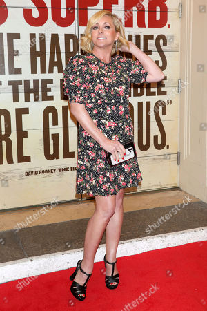 "Jane Krakowski attends the Broadway opening night of ""Girl From The North Country"" at the Belasco Theatre, In New York"