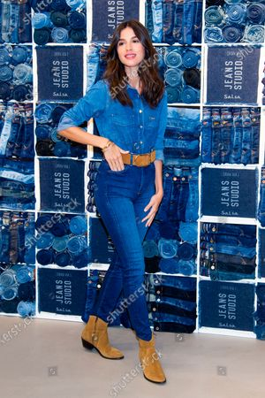 Editorial photo of Salsa store opening, Madrid, Spain - 05 Mar 2020